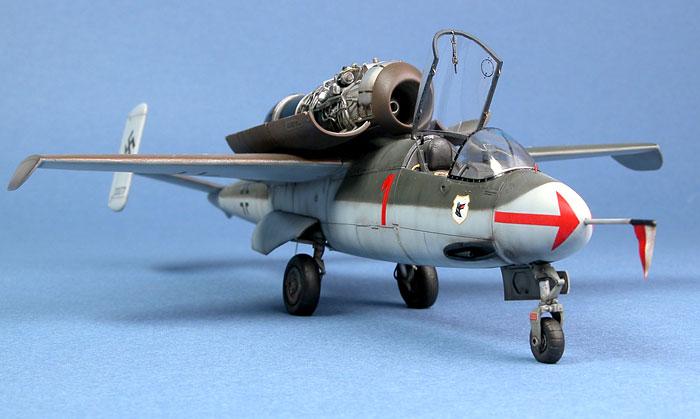 «Народный» реактивный истребитель He 162. Обзор