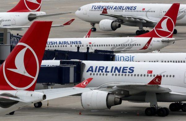 Объем грузоперевозок American Airlines