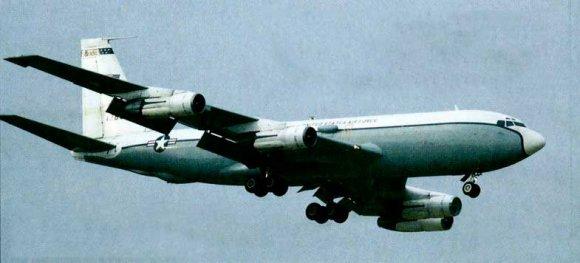 Boeing C-135/KC-135: Специальные модификации