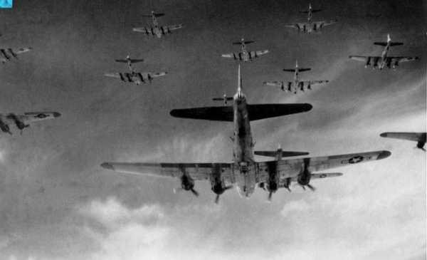 Бомбардировки Германии
