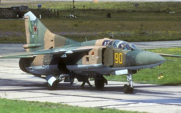 МиГ-23: боевое применение