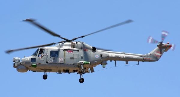 Многоцелевой вертолёт «Westland «Lynx». Обзор