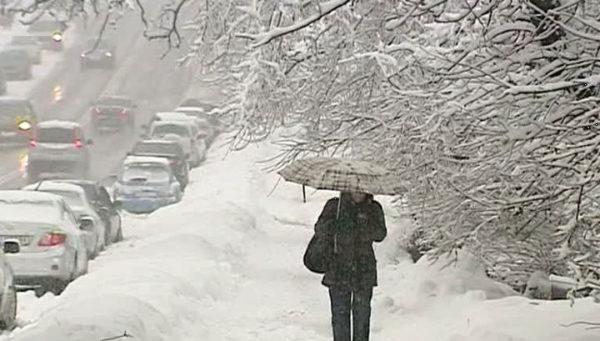 Настоящая зима пришла