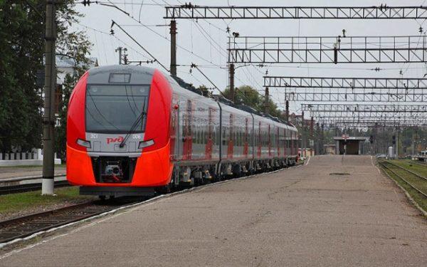 поезда Ласточка