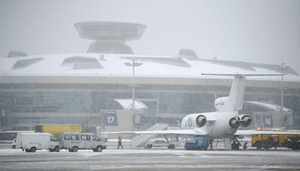 Около 40 рейсов отменены
