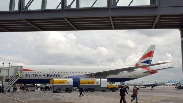 массовая отмена рейсов