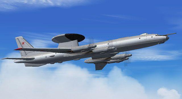 Ту-126. Советский АВАКС