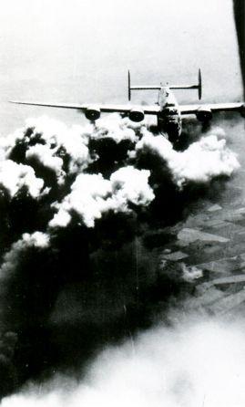 Американский бомбардировщик B-24 Liberator