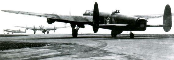 Самолёты «Авро «Ланкастер»