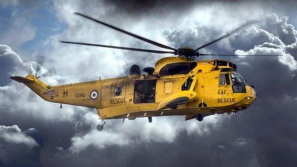 Многоцелевой морской вертолёт «Westland Sea King». Обзор