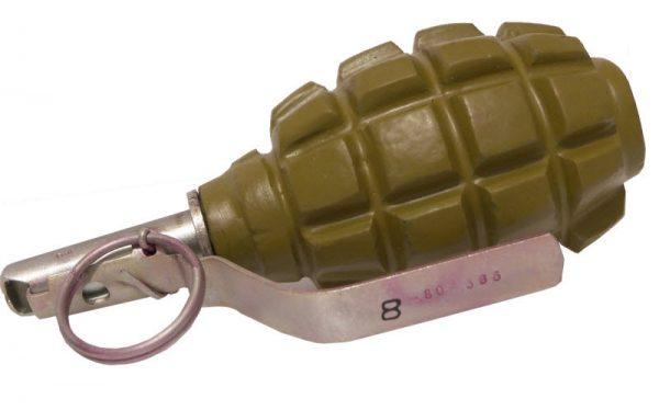муляж гранаты