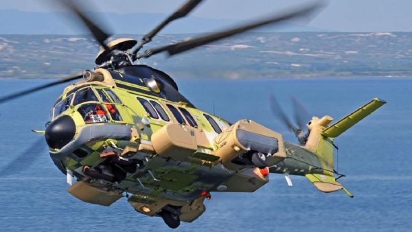 Коммерческие вертолёты Puma и Super Puma