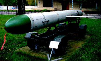крылатые ракеты Х-55