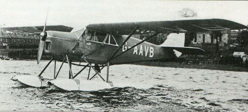 Третий серийный DH.80A