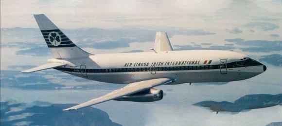 Четвёртый 737-130, заказанный «Lufthansa»