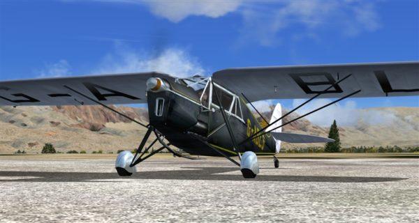 DH.80A Puss Moth