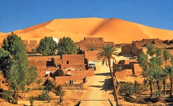 Марокко и Чад