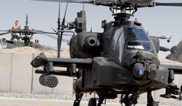 McDonell Douglas AH-64 Apache