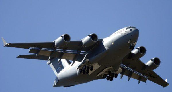 Военно-транспортный самолёт С-17А «Глоубмастер». Часть III