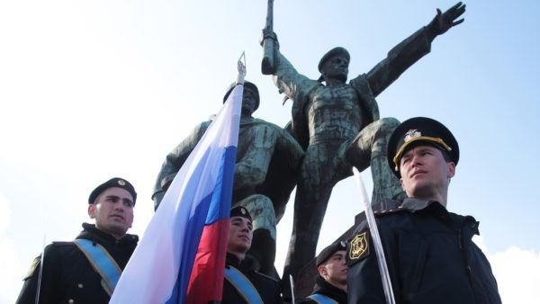 Крым с Россией