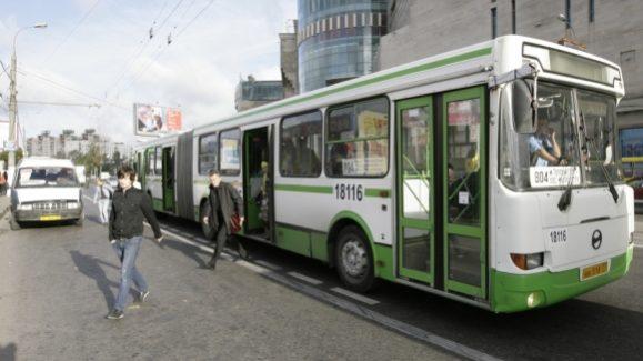 скоростной автобус соединит линии метро