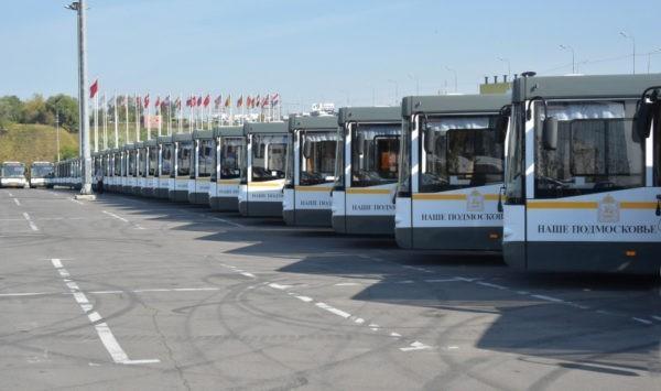 автобусные маршруты между Москвой и Московской областью