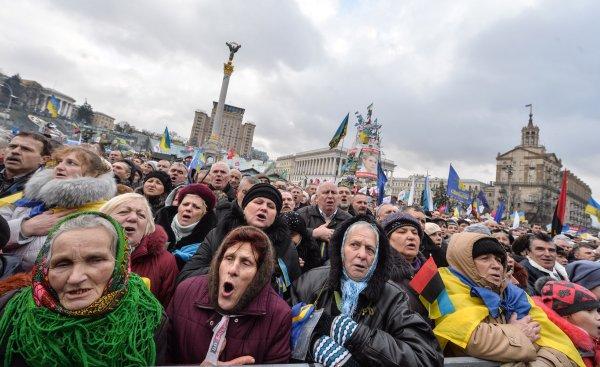 итогом блокады в Украине