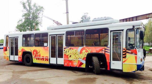 Вместо троллейбусов выпустят надежный электротранспорт