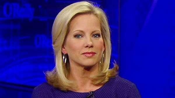 глаза ведущей Fox News