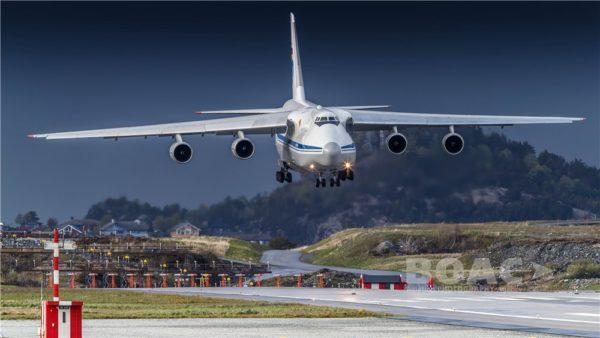 Украина ведет тайные переговоры с Россией о сотрудничестве по самолетам «Руслан»