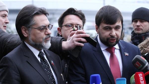 ДНР и ЛНР