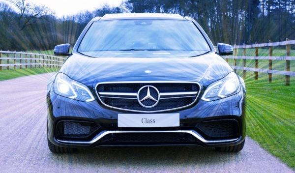 Новый Mercedes-Benz