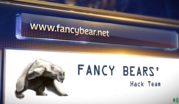 хакерская группа Fancy Bears