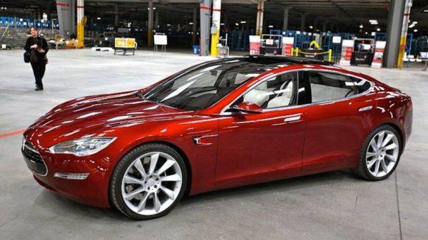 Tesla — Model 3