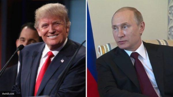 Трамп решил срочно поговорить с Путиным
