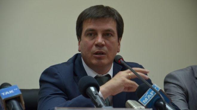 Вице-премьер-министр Украины