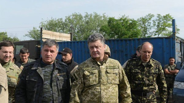 Война Порошенко и Авакова