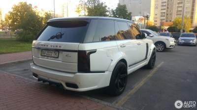 Range Rover Lumma