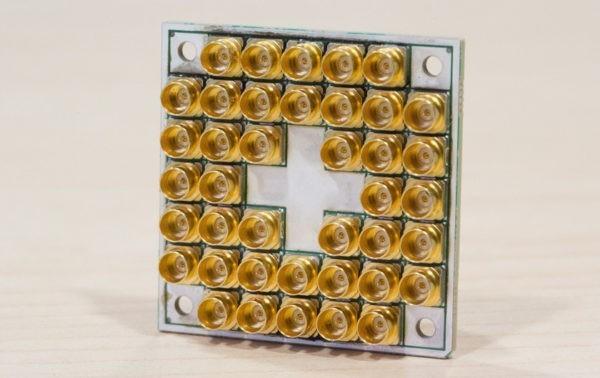 17-кубитный квантовый чип