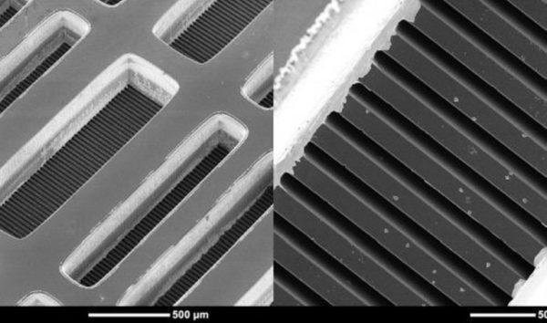 эффективность системы охлаждения электронных чипов
