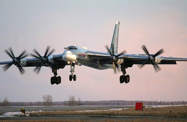 бомбардировщики-ракетоносцы Ту-95МС