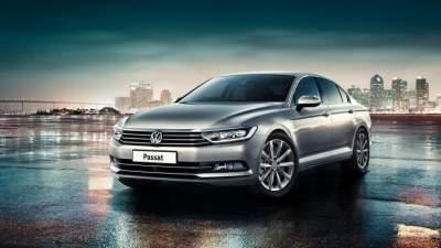 Volkswagen обновил Passat