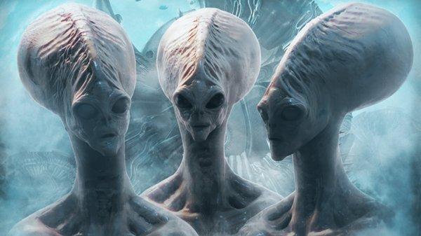Инопланетяне прибыли