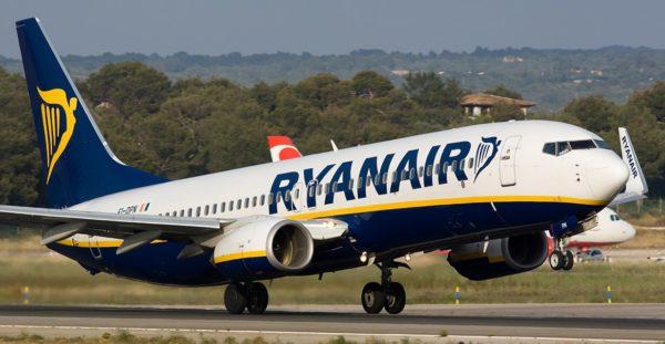 Через сайт Ryanair можно будет заказать такси и купить билеты на поезд или автобус