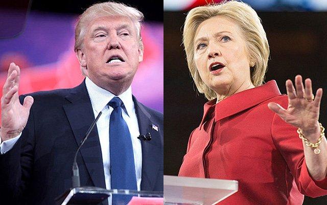 Трамп обвинил Хиллари Клинтон