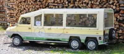 уникальный шестиколесный ЛуАЗ