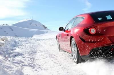 эксплуатация авто в сильные морозы