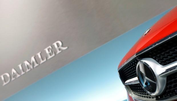 Geely ставит на Daimler