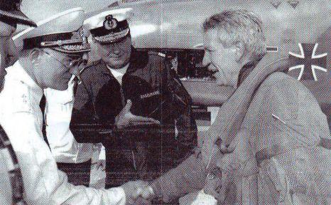 Немецкие лётчики