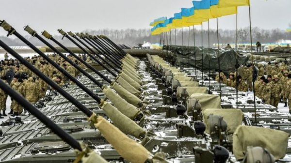 Конгрессмены США в Киеве уточняют виды и сроки поставок оружия Украине